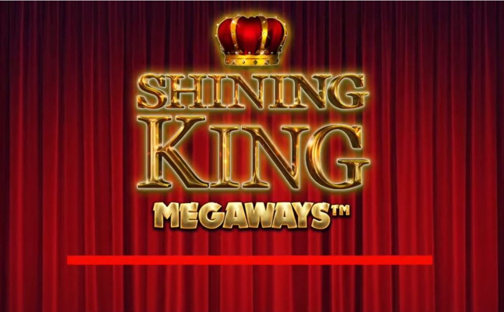 shining king megaways slot by isoftbet