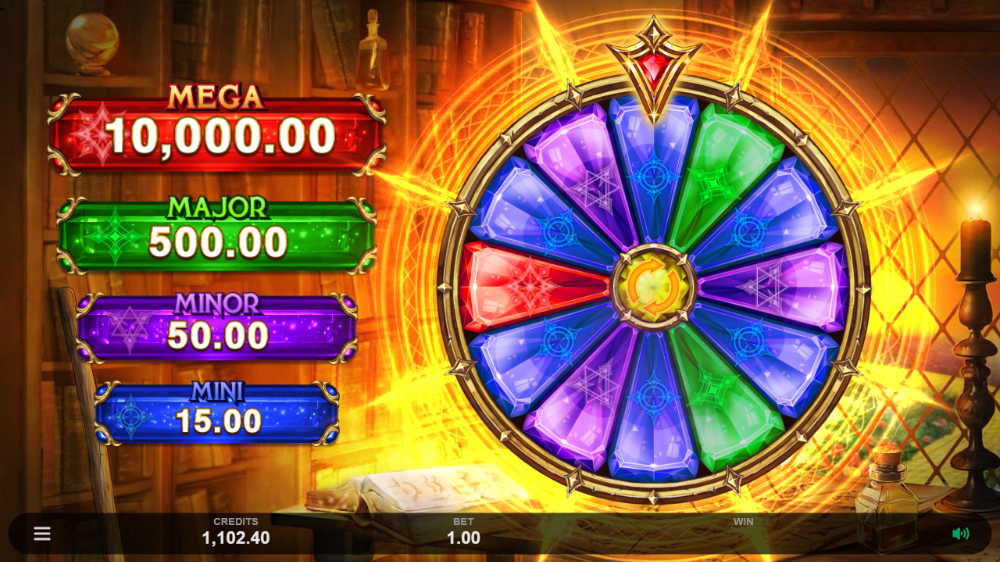 sisters of oz jackpots slot by microgaming