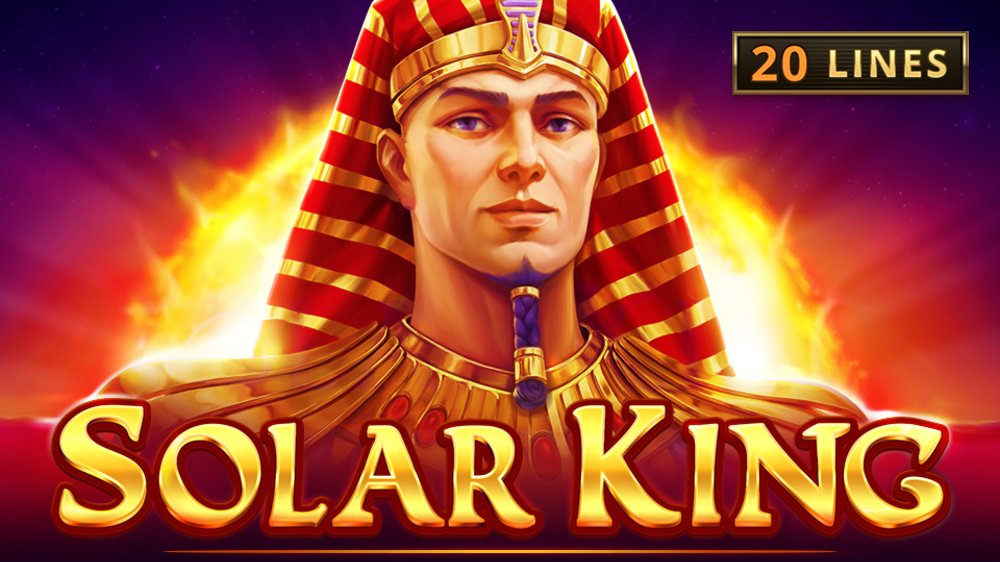 solar king slot by playson