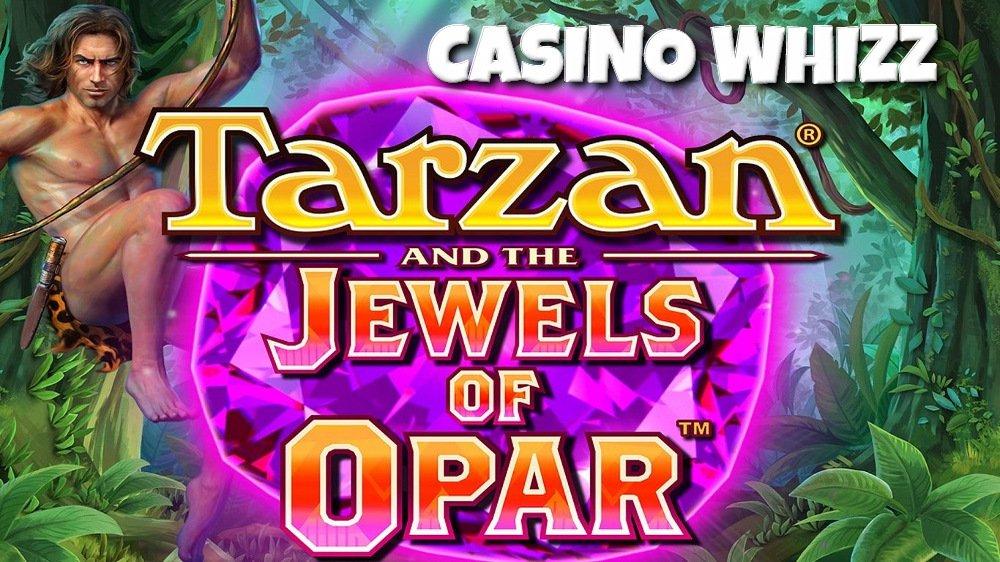 tarzan jewels of opar by gameburger studios microgaming
