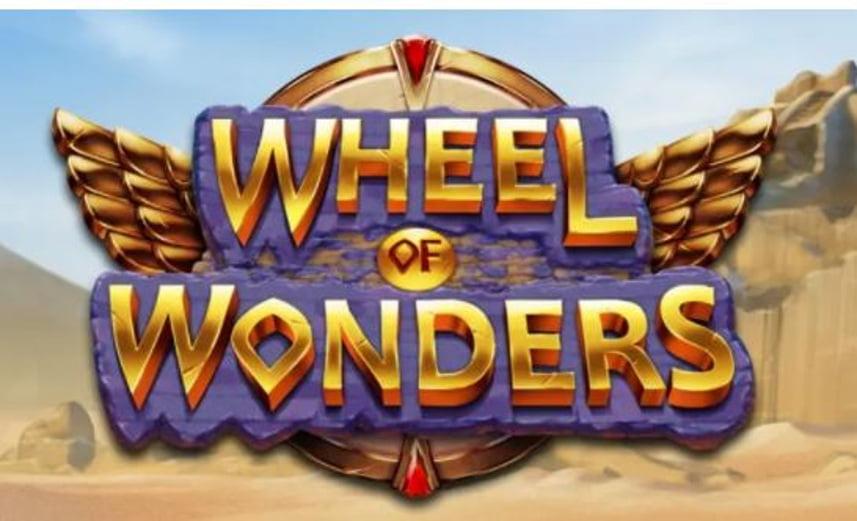 wheel of wonders slot by isoftbet