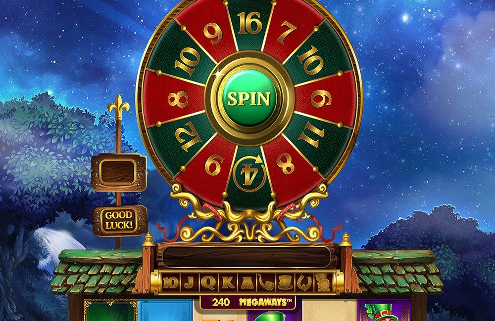Leprechaun's Magic Megaways slot by red tiger gaming