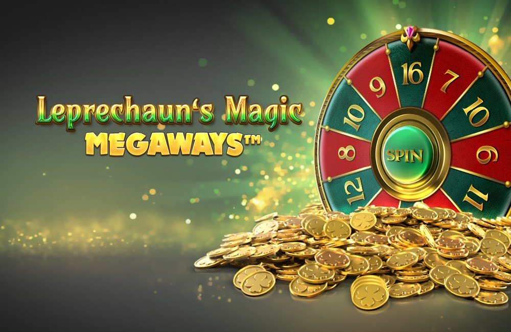 Leprechaun's Magic Megaways slot by red tiger gaming