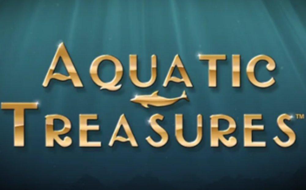 aquatic treasures slot by microgaming