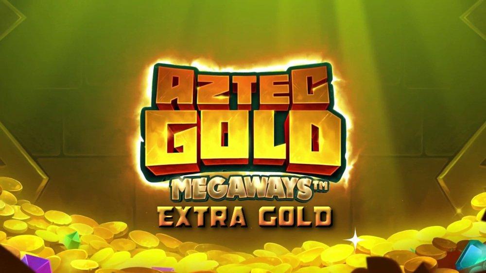 aztec gold megaways extra gold slot