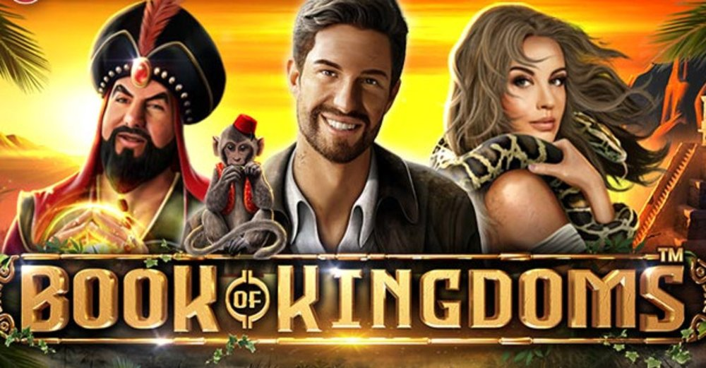 book of kingdoms slot by pragmatic play