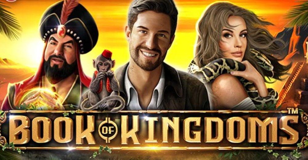 book of kingdoms slot by pragmatic play