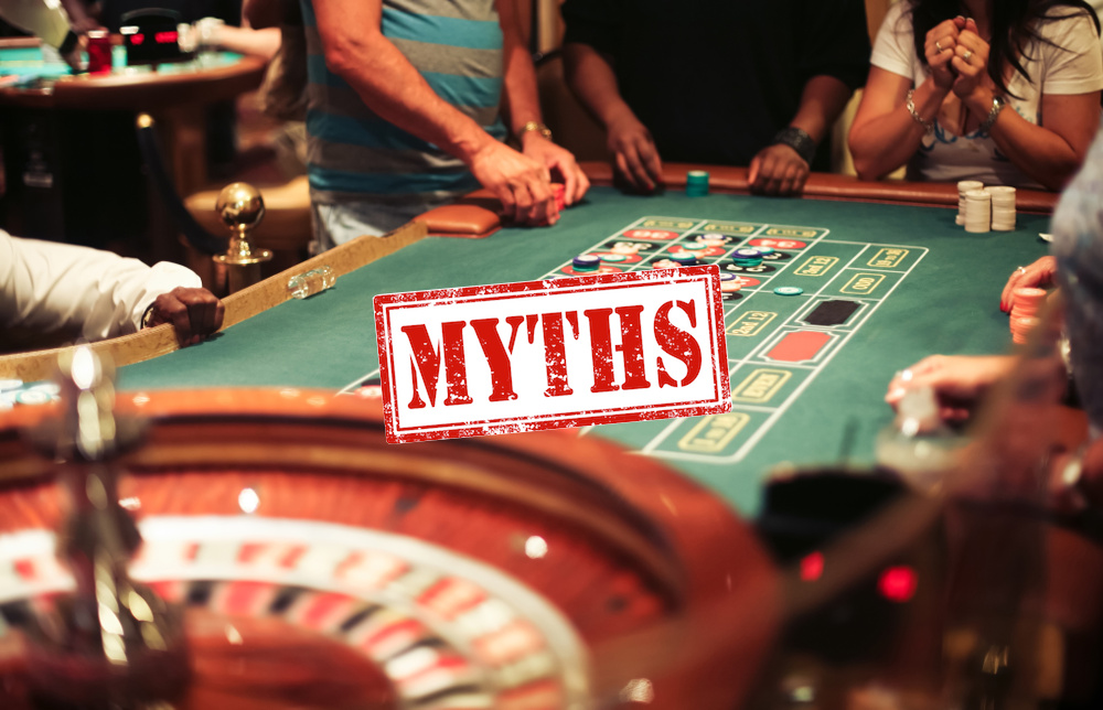 casino myths