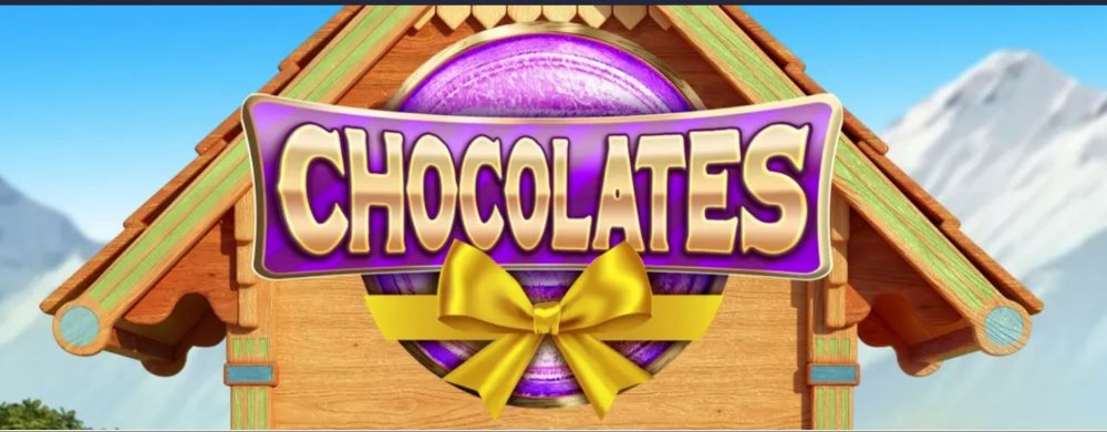 chocolates slot by big time gaming