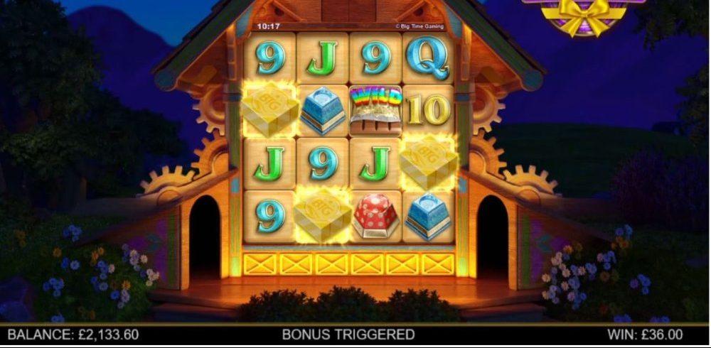 chocolates slot by big time gaming