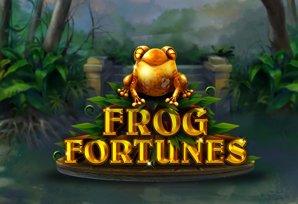 frog fortunes slot by RTG