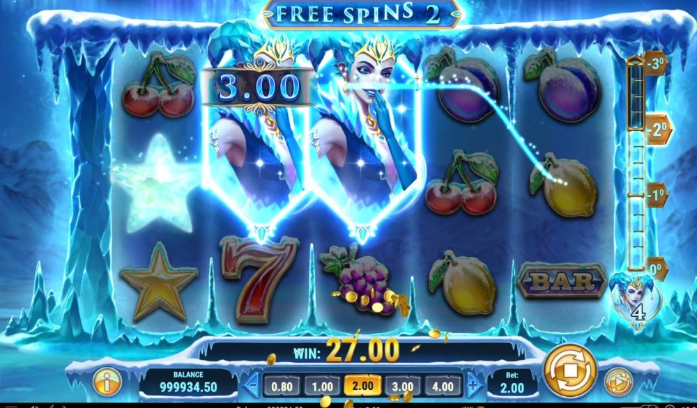 ice joker slot by play n go
