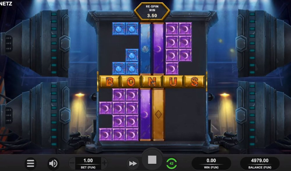 magnetz slot by relax gaming