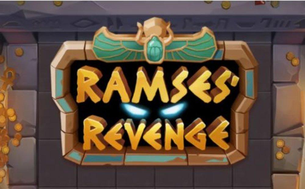 ramses revenge slot by relax gaming
