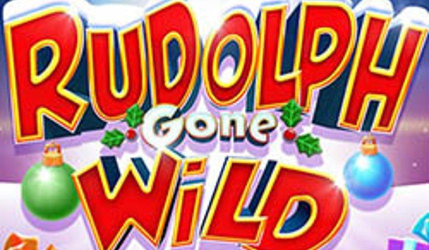 rudolph gone wild slot by nextgen