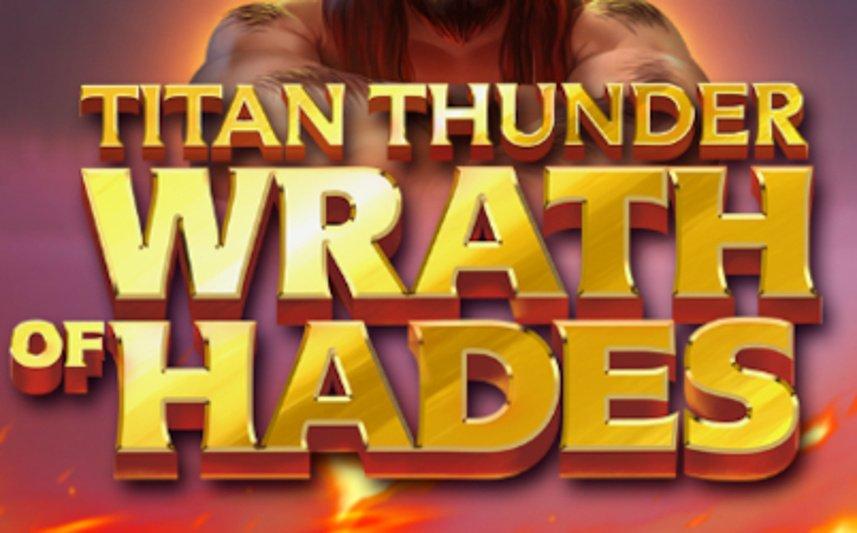 titan thunder wrath of hades slot by quickspin