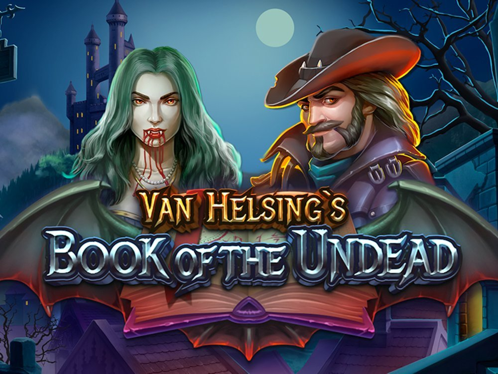 van helsings book of the undead slot by 1x2