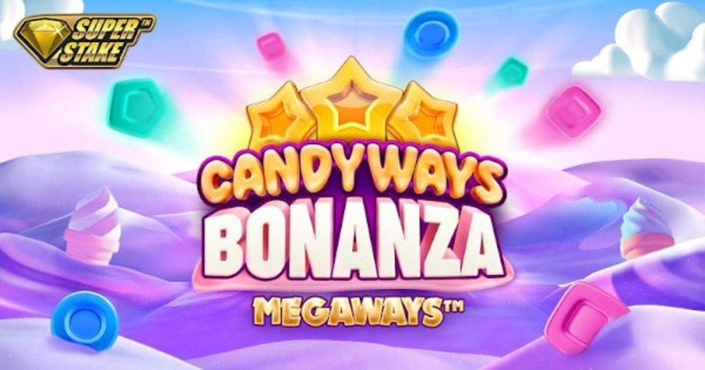 candyways bonanza megaways slot by stakelogic
