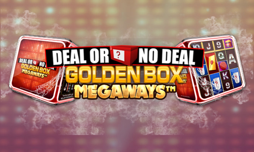 deal or no deal golden box megaways slot by blueprint gaming