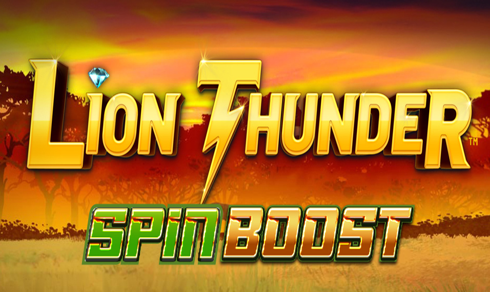 lion thunder spin boost