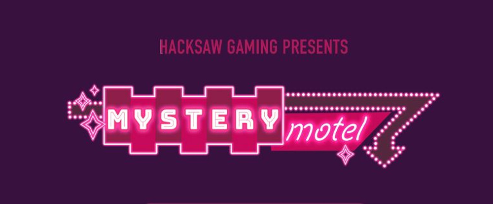 mystery motel slot by hacksaw gaming