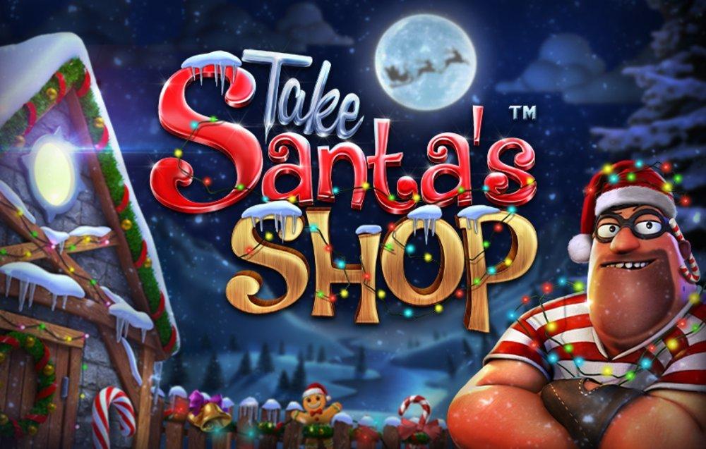 take santas shop slot by betsoft