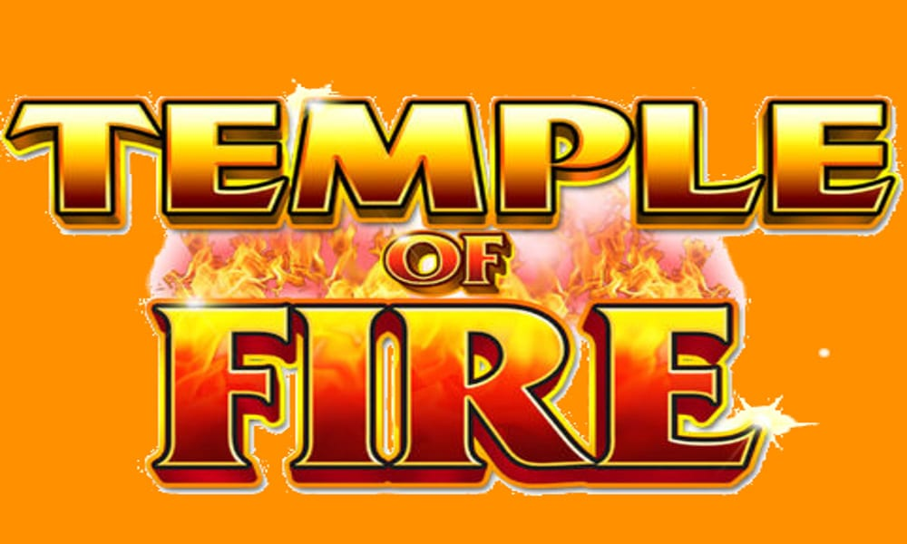 temple of fire slot by igt