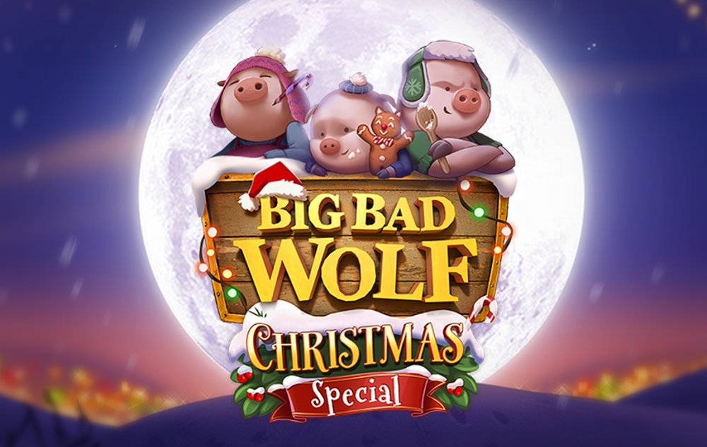 big bad wold christmas special slot by quickspin