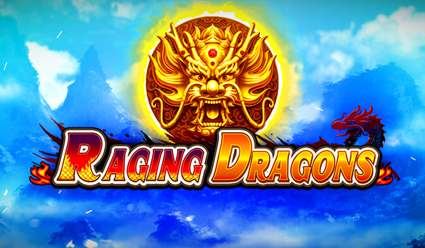 raging dragons slot by isoftbet