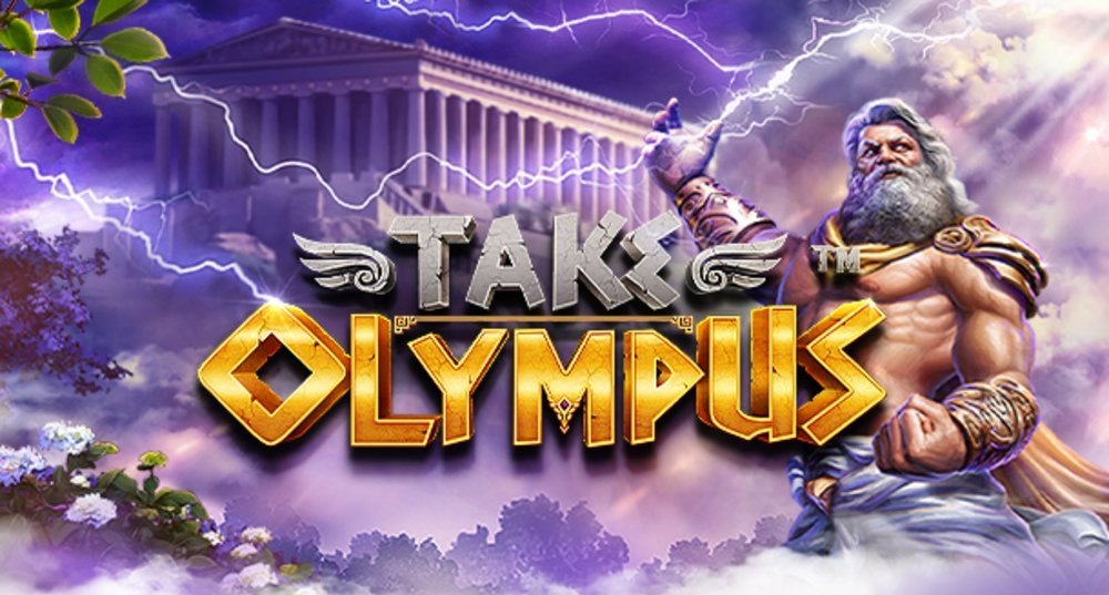 take olympus slot by betsoft
