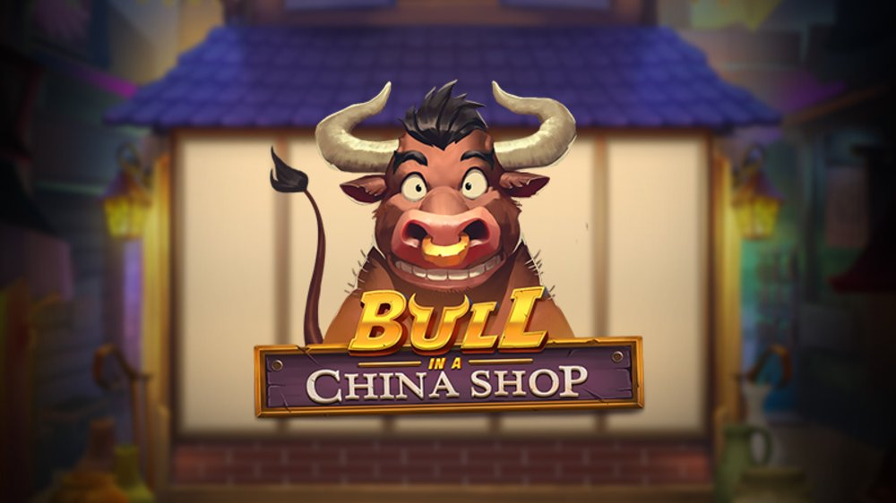 bull in a china shop slot by play n go