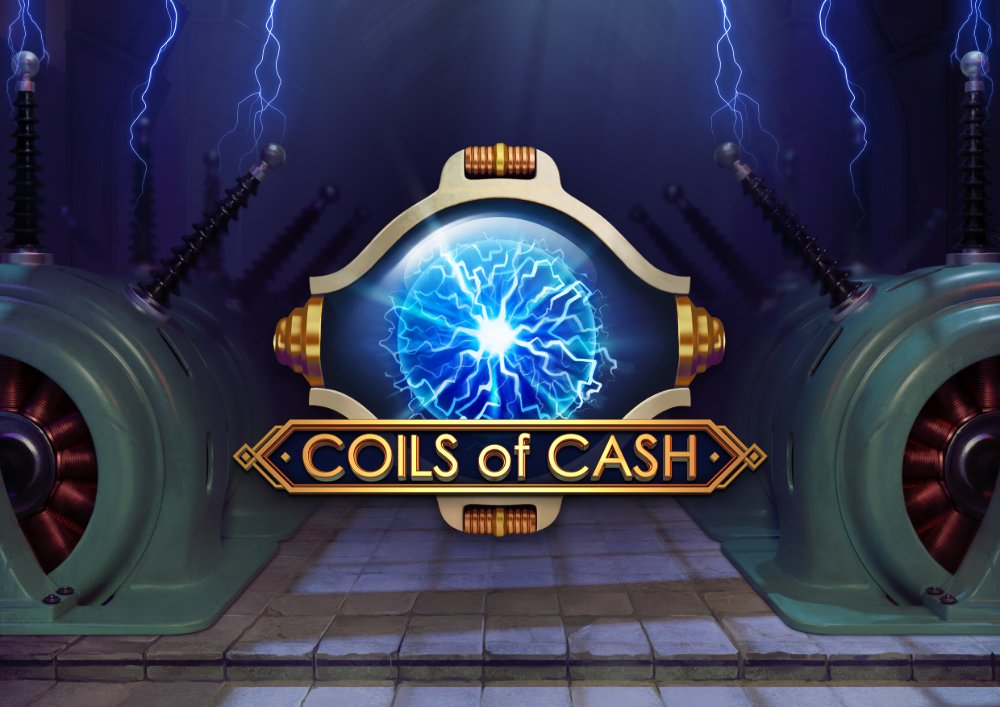 coils of cash slot by play n go