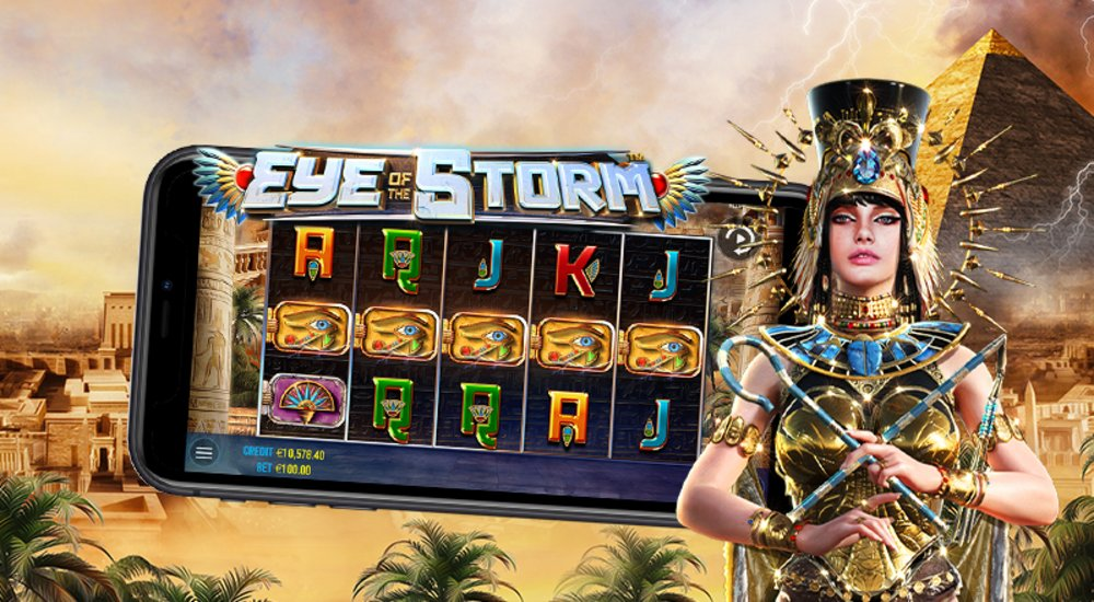 Eye of the Storm Slot by pragmatic play