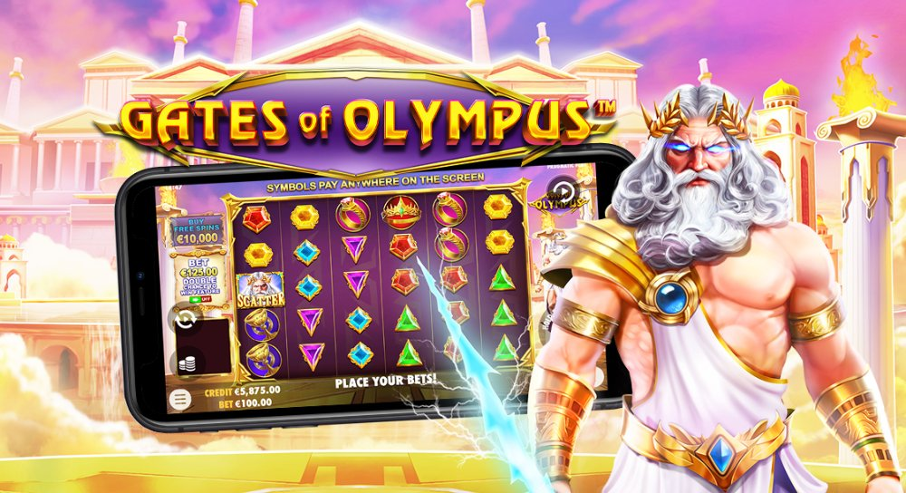 Gates of Olympus Slot by pragmatic play