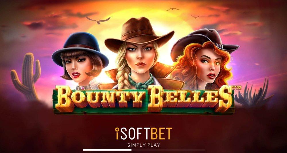 bounty belles slot by isoftbet