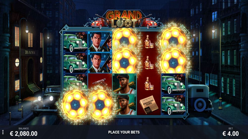 grand loot slot by pairplay