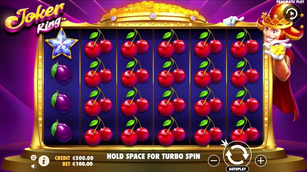 joker king slot by pragmatic play