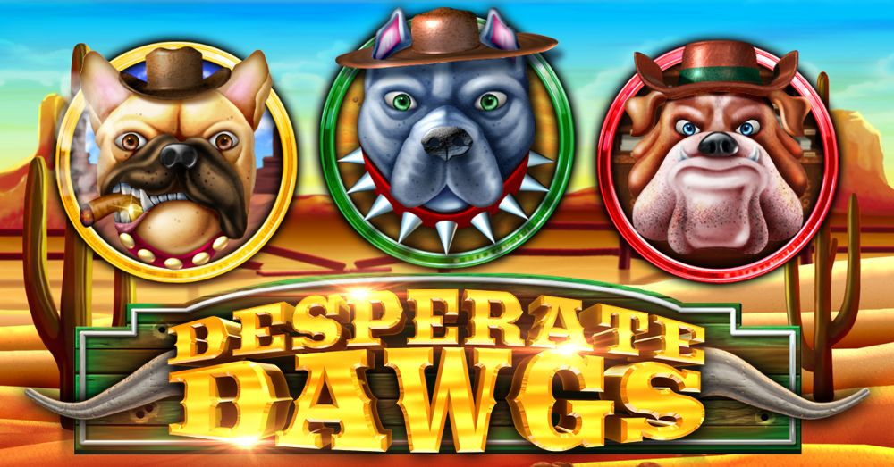 desperate dawgs slot by yggdrasil
