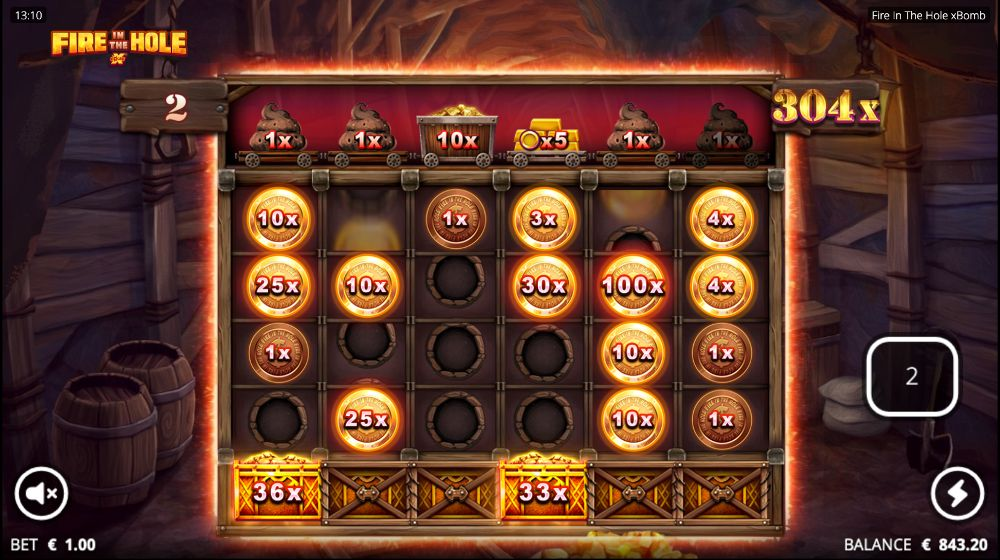 fire in the hole xbomb slot by no limit city