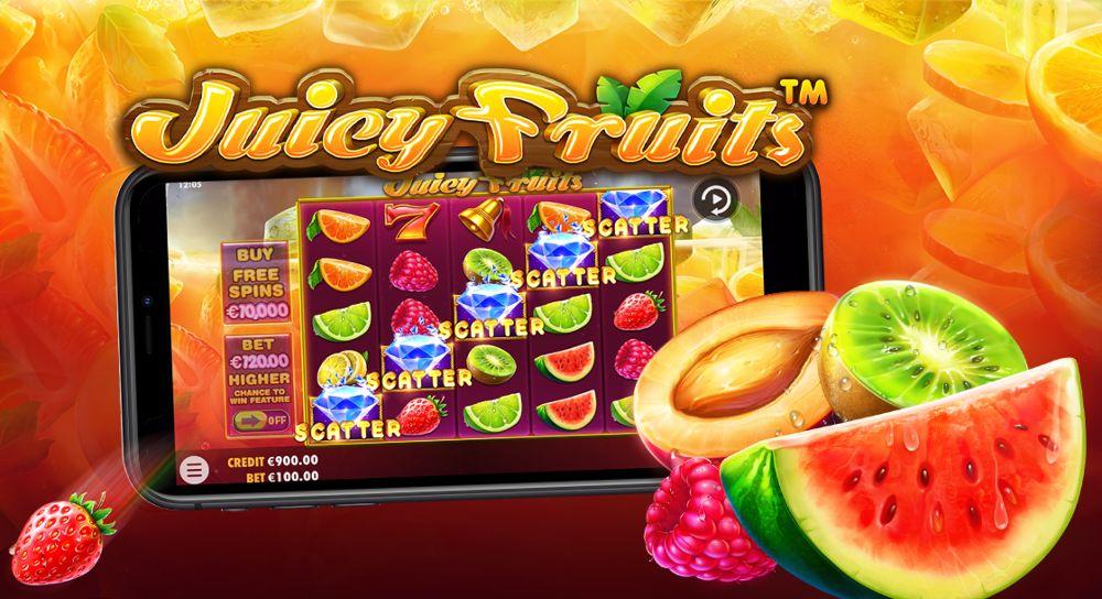 juicy fruits slot by pragmatic play