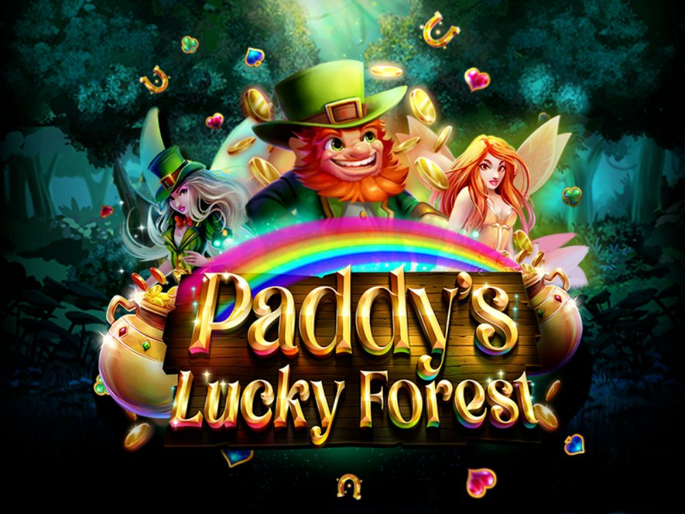 paddys lucky forest slot