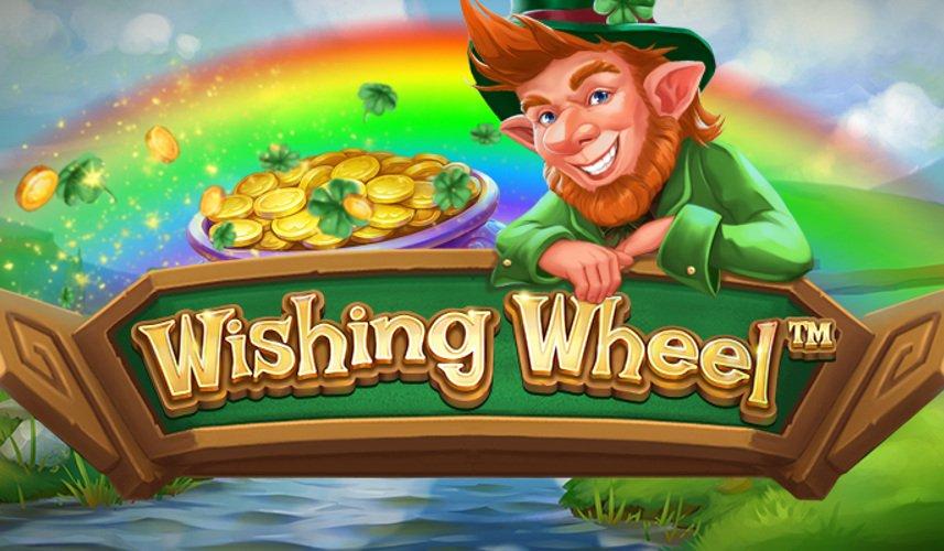 wishing wheel slot by isoftbet