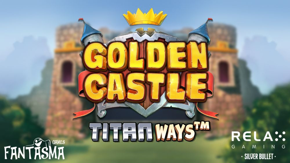 golden castle by relax gaming