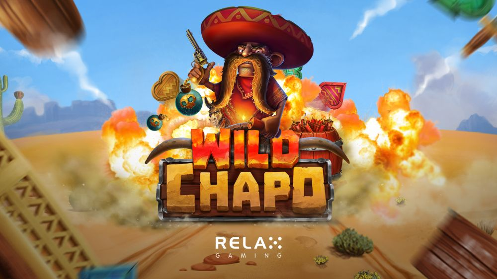 wild chapo slot by relax gaming