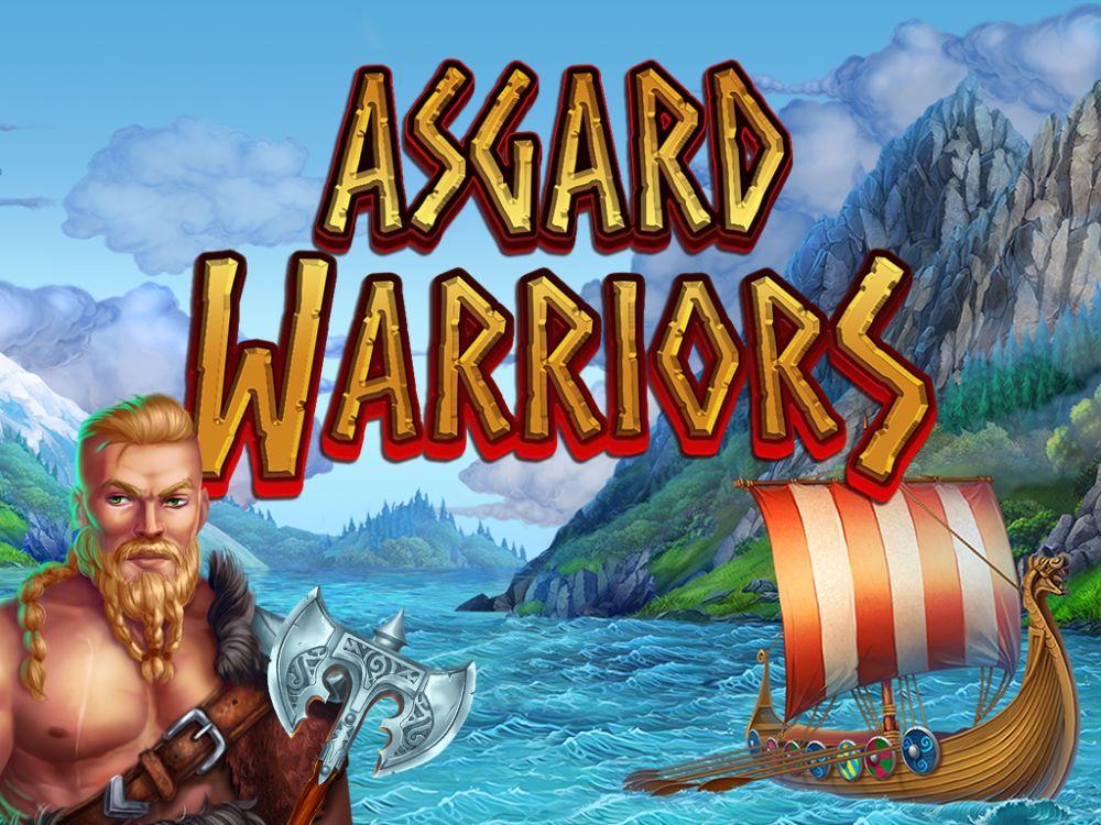asgard warriors slot