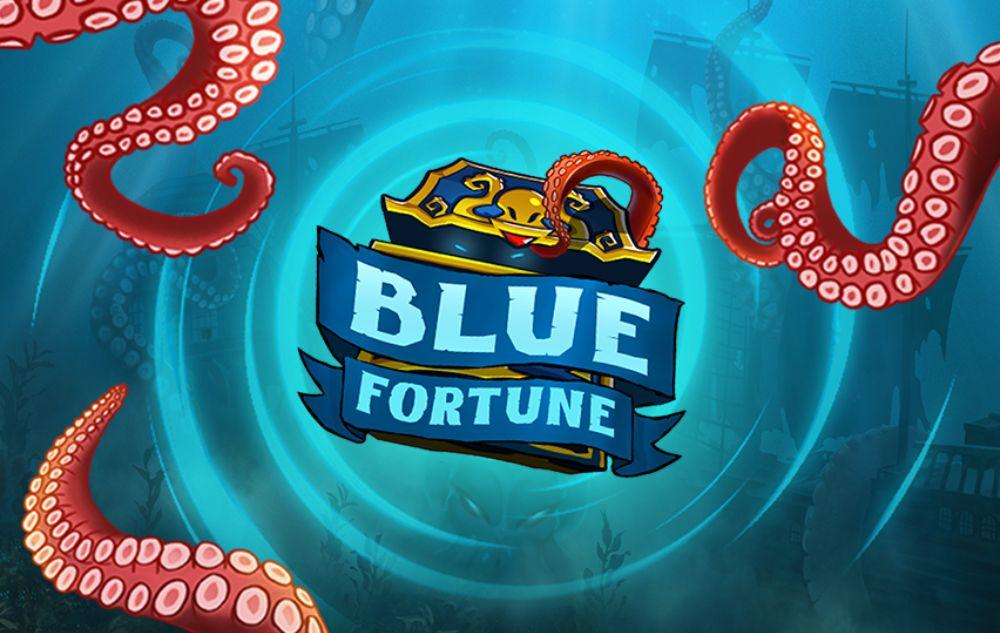 blue fortune slot