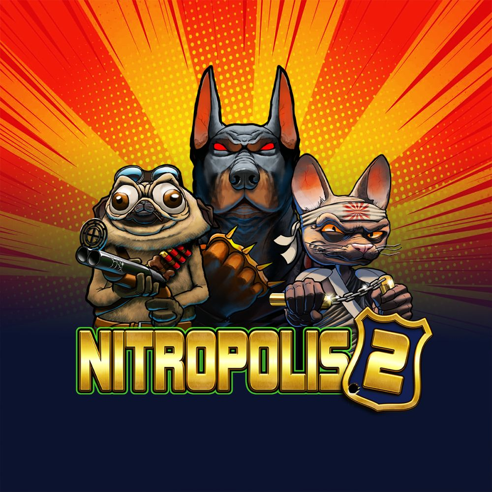 nitropolis 2 slot by elk studios