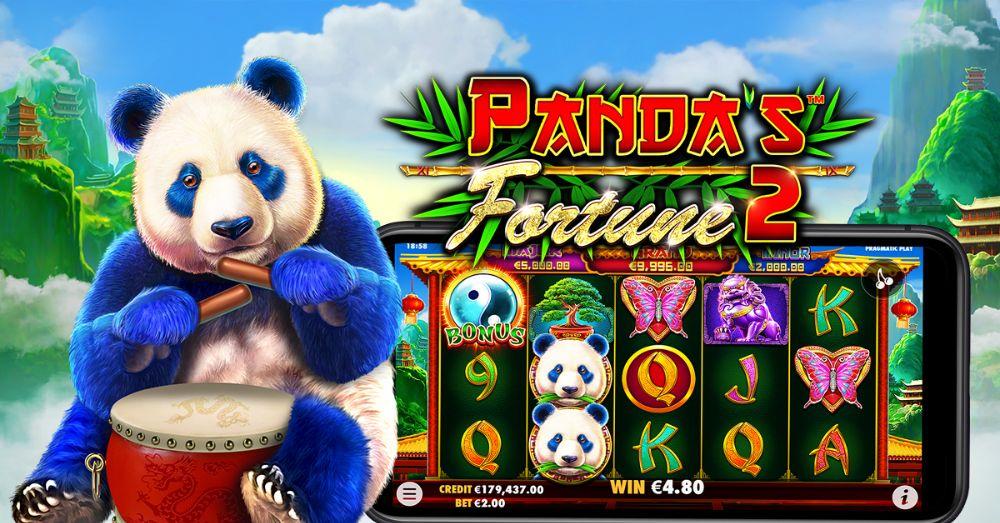 pandas fortune 2 slot by pragmatic play