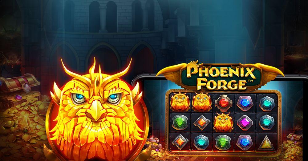 phoenix forge slot by pragmatic play