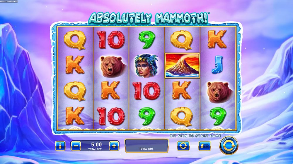 absolutely mammoth slot